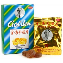 Золотой голос для лечения заболеваний горла (Golden Throat lozenge)